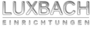 luxbach logo inverted